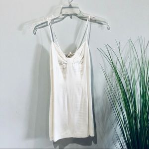 BB Dakota off white dress size 0